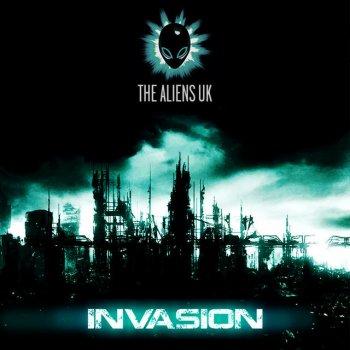 Album cover - Rington The Aliens UK - Exterminate