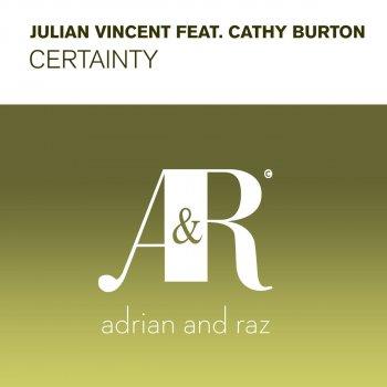 Album cover - Rington Julian Vincent - Certainty
